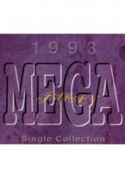 Japan Mega Single Collection 1993 (Japanese Music CD)