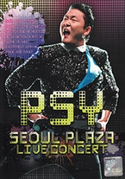 PSY - Seoul Plaza Live Concert (2DVD)(All Region)(Korean Music)