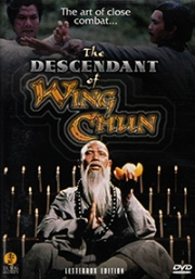 Descendants of Wing Chun (Chinese Movie DVD)