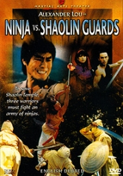 Ninja vs. Shaolin Guards (All Region)(Chinese Movie)