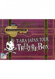 T-ara - Japan Tour -Treasure Box - 2nd Tour Final In Budokan (2DVD)(All Region)(Korean Music)