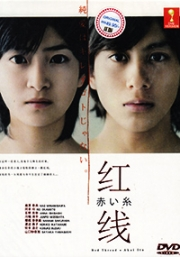 Red Thread of Fate (Japanese TV Series DVD)