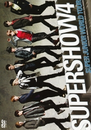 Super Junior : Super Junior World Tour Super Show 4 Live (2DVD)