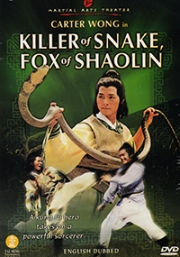 Killer of Snake, Fox of Shaolin (Chinese Movie)