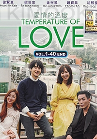 Temperature of Love (Complete Series, Korean Drama)